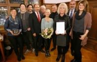 Auszeichnung für Barrierefreiheit der Stadt Rendsburg
