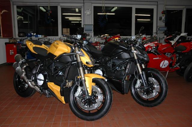 Ducati SH