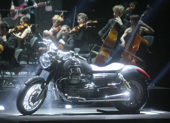 Claus Carstens Moto Guzzi California 1400
