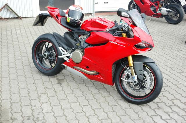 Ducati 1199 S Claus Carstens