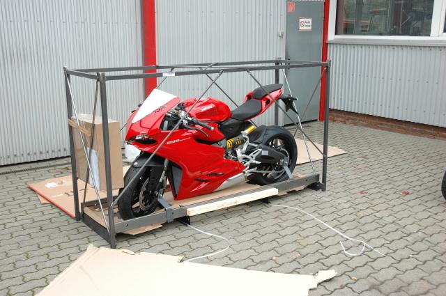 Ducati 899 jetzt in Hennstedt