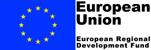 EU Flagge mit Förderhinweis