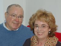 Joan & Peter