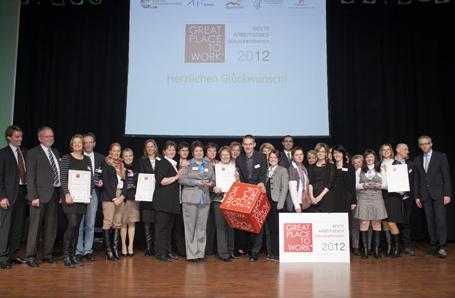 Gruppe Sieger 2012