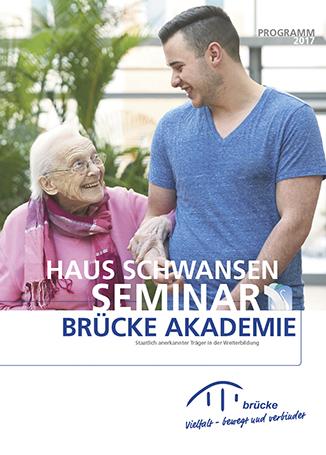 Fortbildung Programm 2017 Brücke Haus Schwansen-Seminar