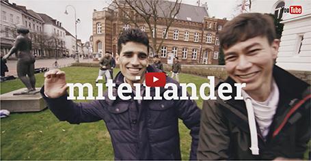 Ehrenamt Flüchtlinge & Integration Engagement