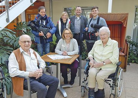 Büdelsdorfer Seniorenwohnanlage Am Park