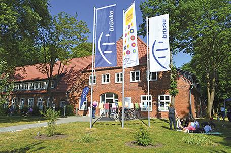 Brücke Vielfalt bewegt und verbindet Rotenhof