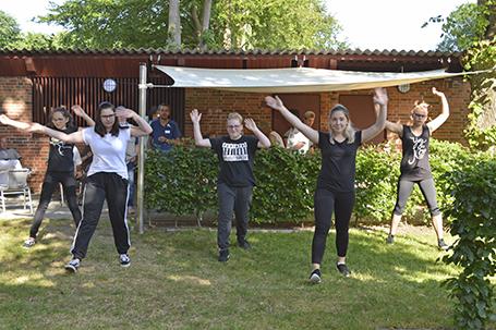 Brücke Diversity - Tanzgruppe aus Mastbrook