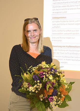 Vortrag mit Professor Dr. Melanie Groß