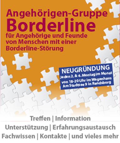 KibiS Selbsthilfe Kontaktstelle Brücke Rendsburg Borderline