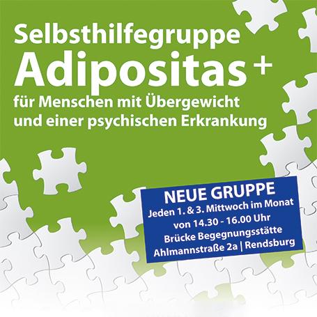 Kibis Selbsthilfe Kontaktstelle Brücke Rendsburg Adipositas +