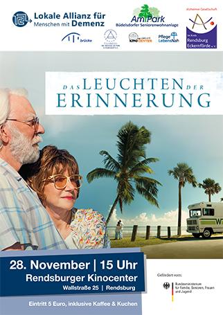 """Kinoveranstaltung """"Das Leuchten der Erinnerung"""" Rendsburg"""