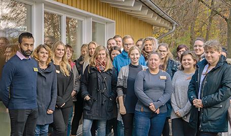 Neue Mitarbeiter*innen Brücke Rendsburg-Eckernförde