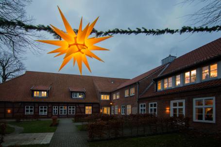 Stern in Rotenhof - klare Orientierung