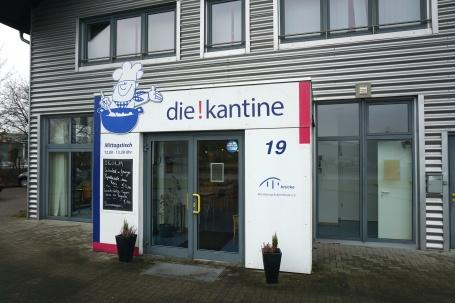 Die! Kantine in Schleswig