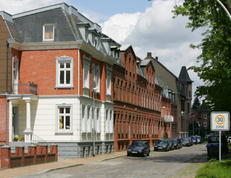 Lornsenstraße 1 in Rendsburg