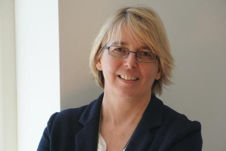 Brücke-Geschäftsführerin Doris Büttner