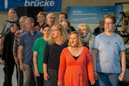 Der Brücke-Chor der Vielfalt