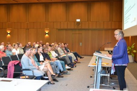 Kreispräsidentin Dr. Juliane Rumpf