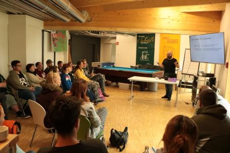 Workshops zum Ende der Woche der offenen Kinder- und Jugendarbeit