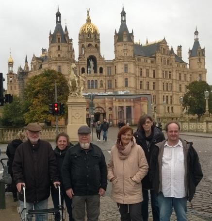 Brücke-Gesamtbeirat auf Klausur in Schwerin