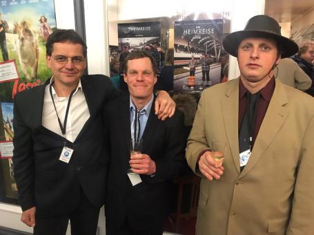 Tim, Bernd und Joann