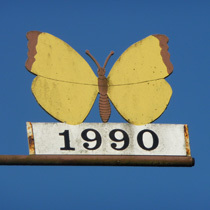 1990 Schmetterling