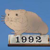 1992 Hamster