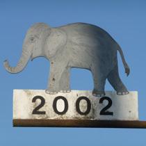 2002 Elefant