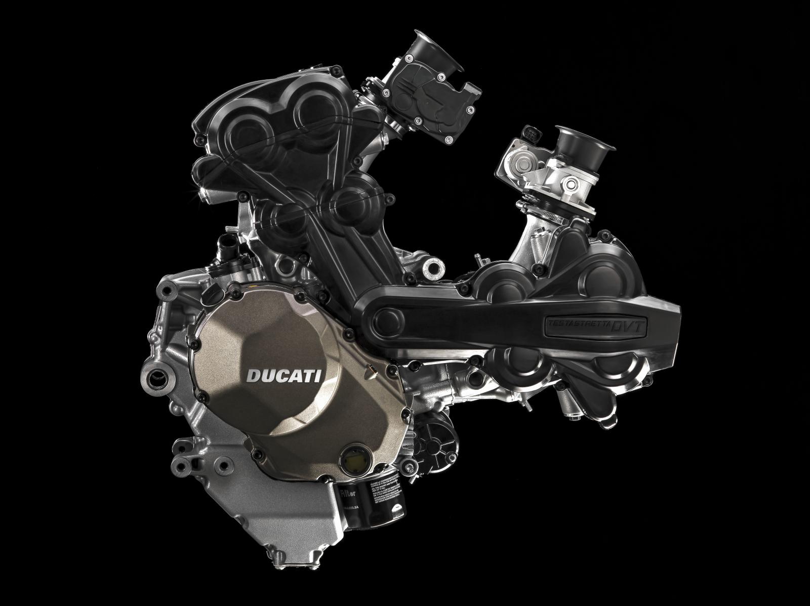 Ducati 1200 DVT Motor