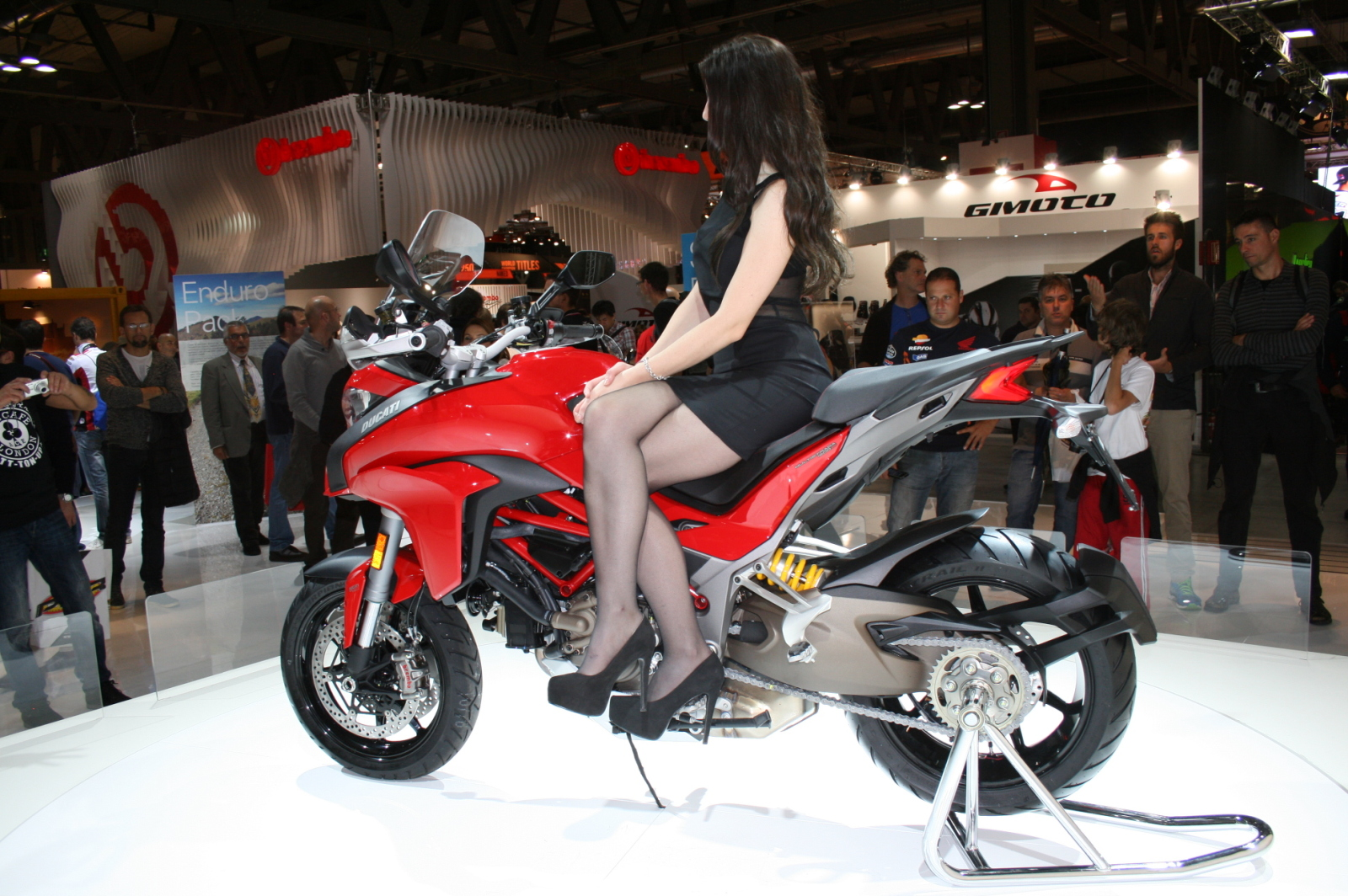 Ducati MTS 1200 S