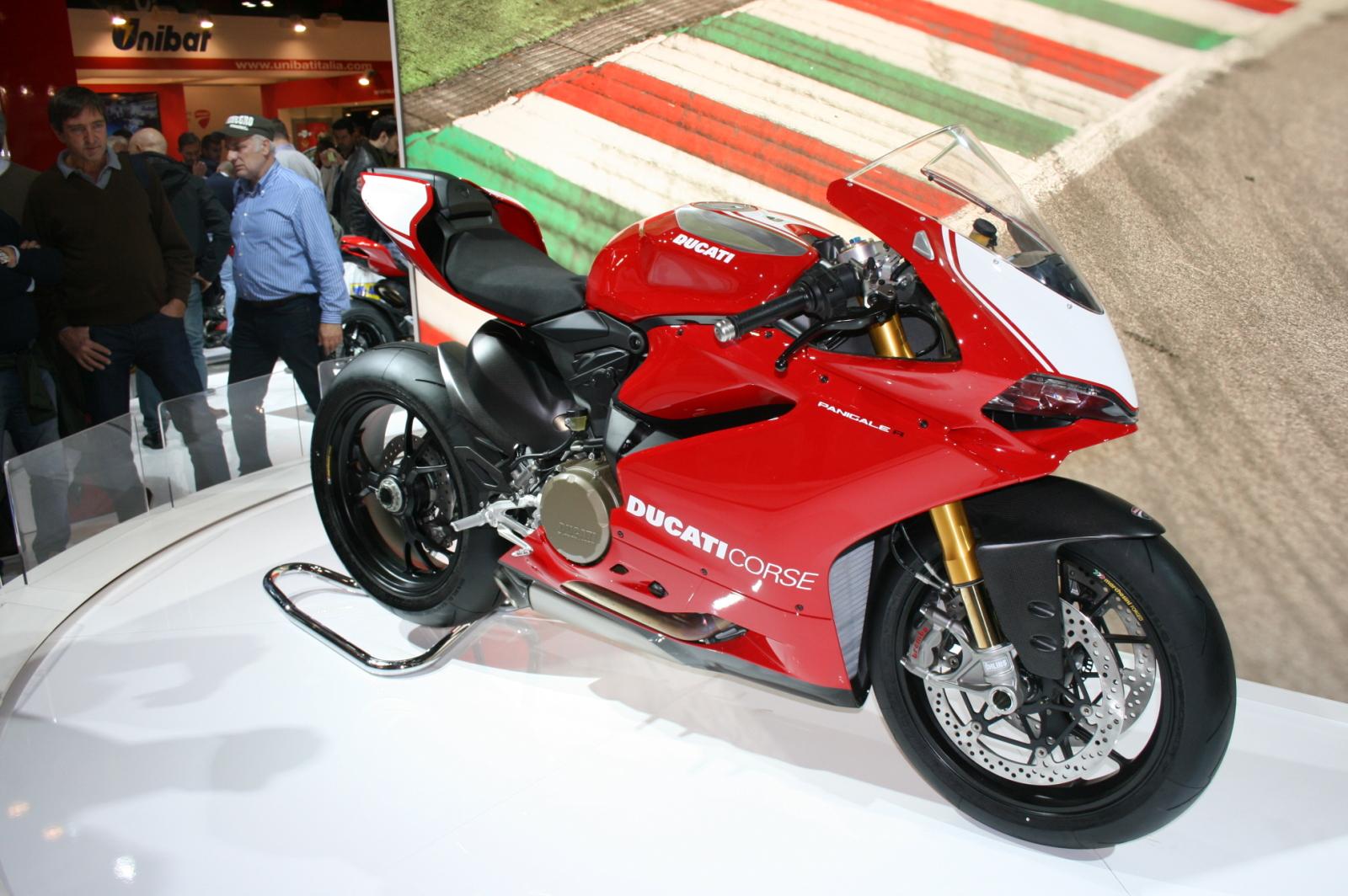 Ducati 1299 Panigale R
