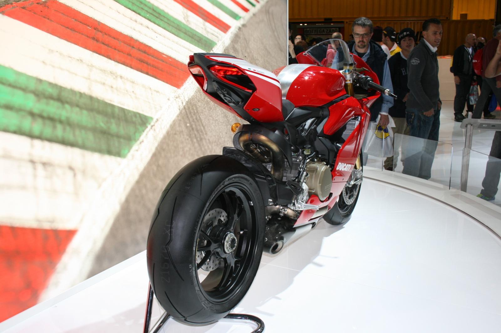 Ducati 1299 R Panigale
