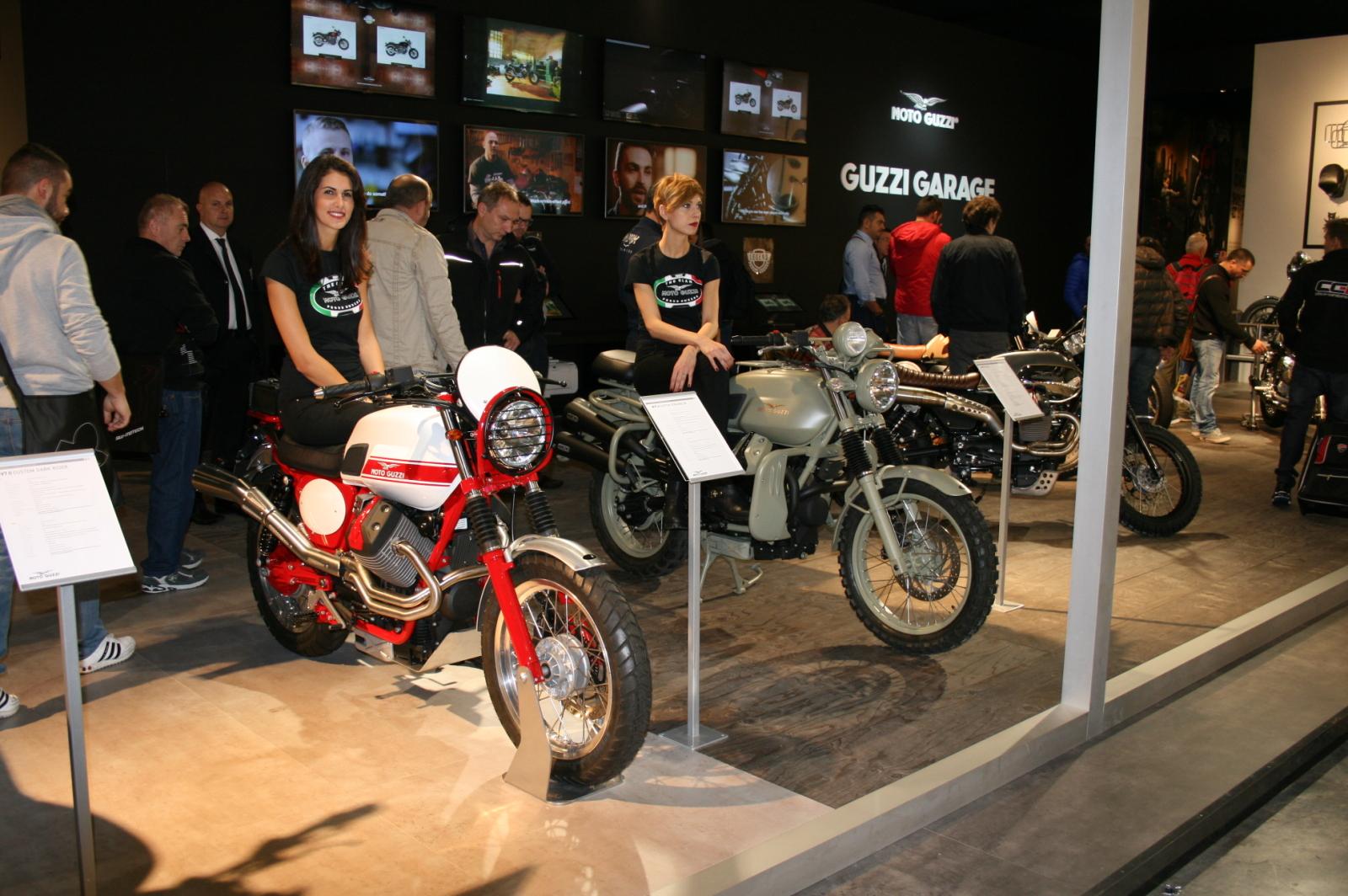 Moto Guzzi V7 Scrambler Kits