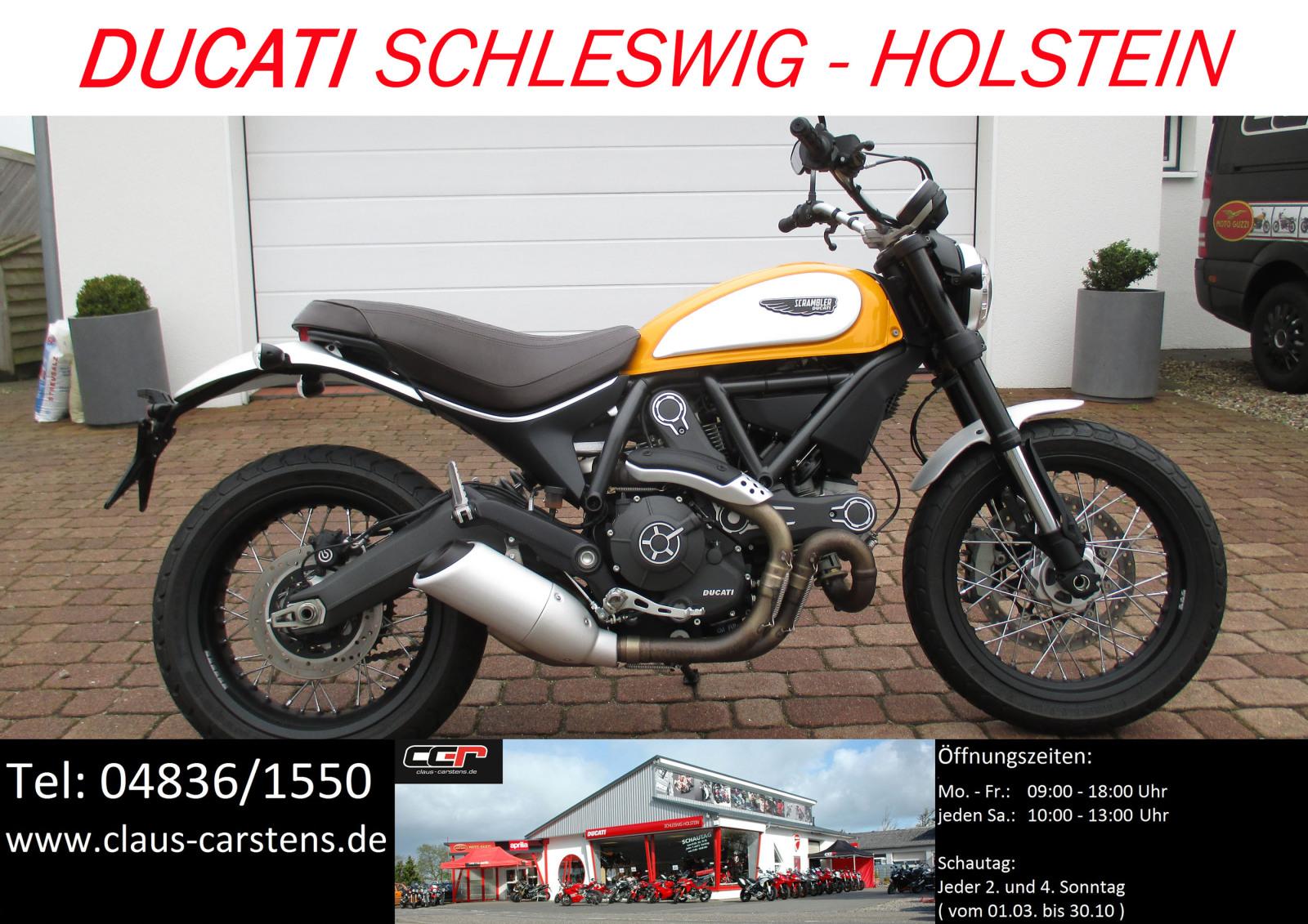 Ducati Schleswig Holstein cc-r