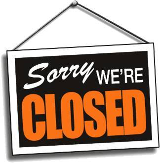 sorre we are closed Ducati Schleswig Holstein